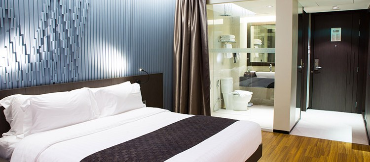 DELUXE ROOM – ONE KING BED